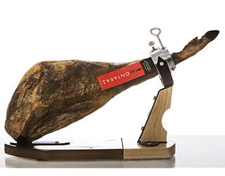Montaraz all-natural iberico jamon