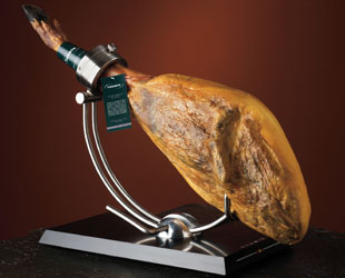 Jamon iberico by Fermin